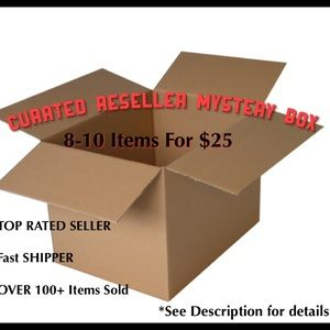 Women's Clothing Reseller Mystery Box 8-10 items